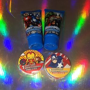 Marvel Bath Set